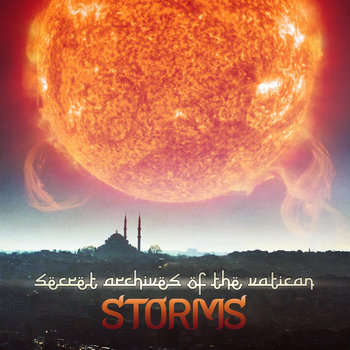 Storms cover art