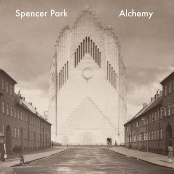 Spencer Park - Alchemy cover art