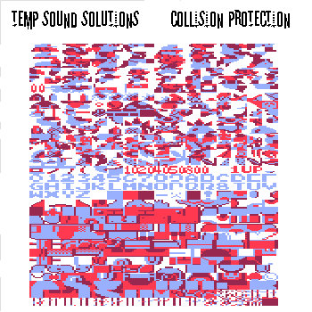 the collision protection ep cover art