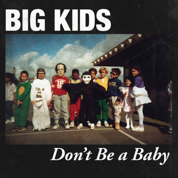 Don&#39;t Be A Baby cover art