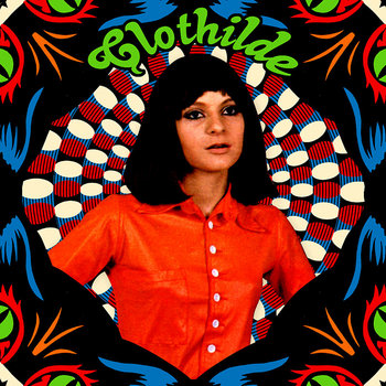 CLOTHILDE - French swinging Mademoiselle 1967 cover art