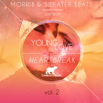 Young Love/Heartbreak Vol. 2 cover art