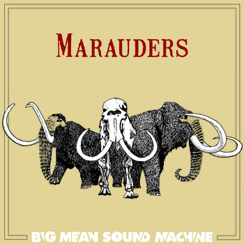 Marauders cover art