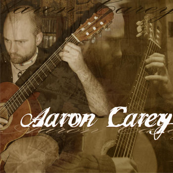 Aaron Carey cover art
