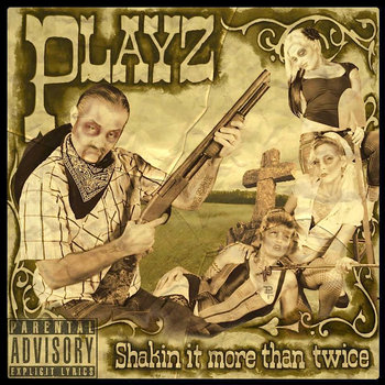 Playz - Shakin It More Than Twice (2013) cover art