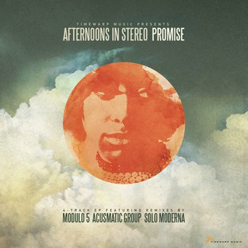 Afternoons in Stereo - Promise cover art