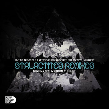 Stalactites Remixes cover art