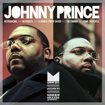 Johnny Prince EP cover art