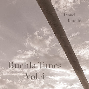 Buchla Tunes Vol.4 cover art