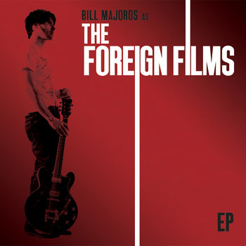 The Foreign Films EP cover art