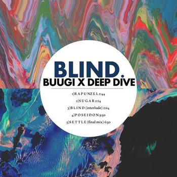 Blind cover art
