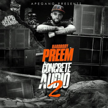 Concrete Audio 2 cover art