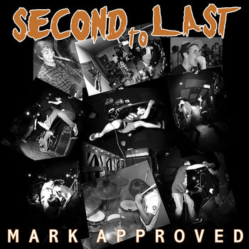 Mark Approved cover art