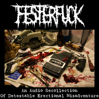 An Audio Recollection Of Detestable Erectional Misadventure cover art