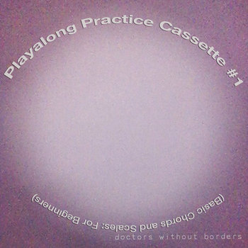 Playalong Practice Cassette #1 cover art