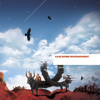 bovine rearrangement cover art