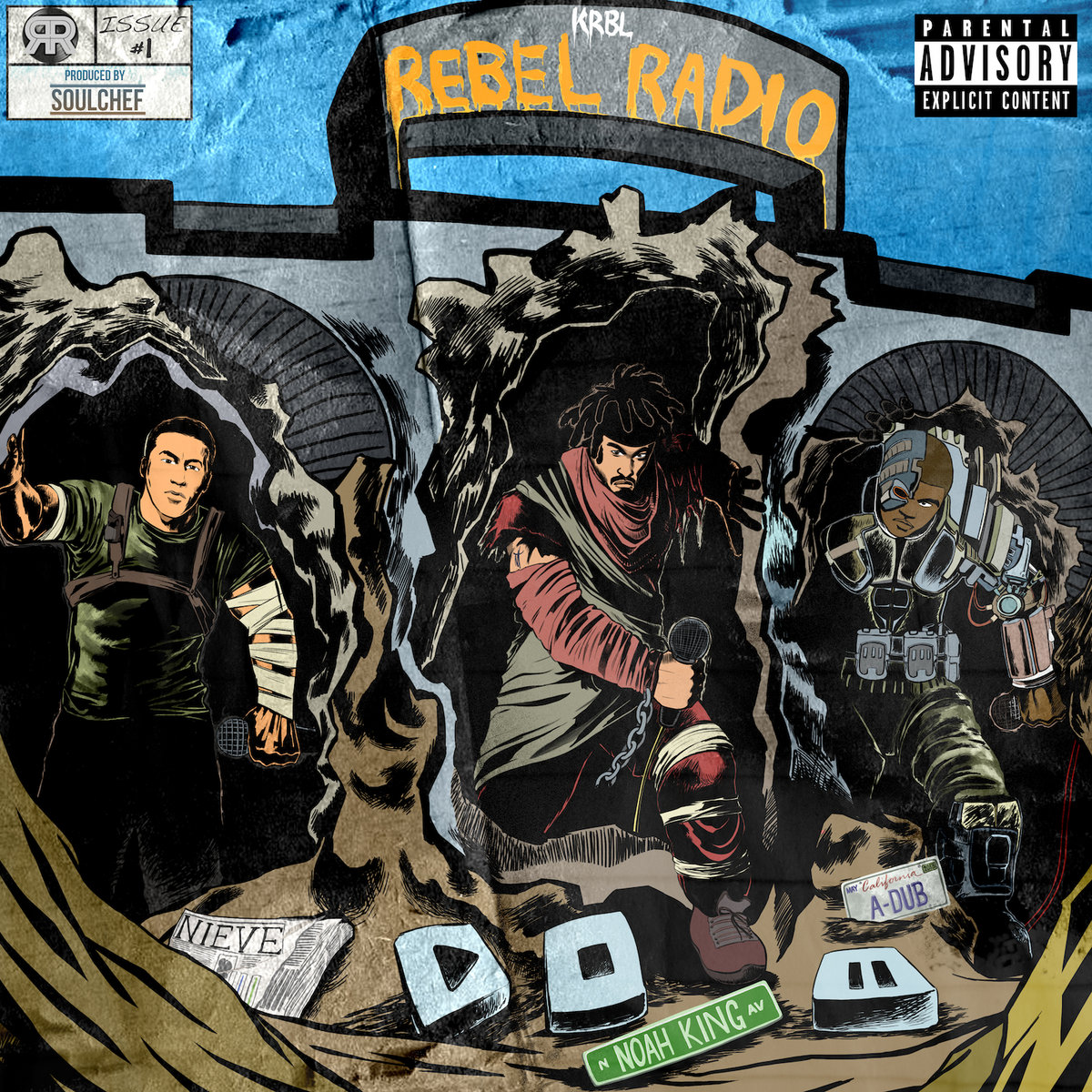 Streaming: KRBL Rebel Radio - KRBL Rebel Radio