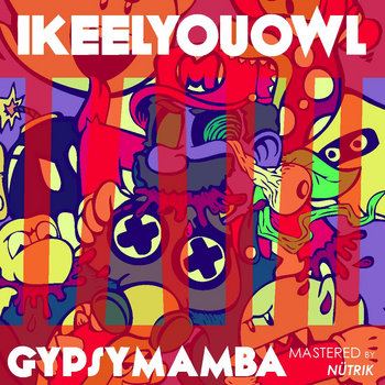 I KEEL YOU OWL cover art