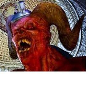 Satan's Mouth cover art