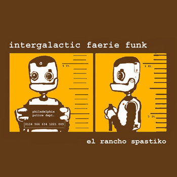 el rancho spastiko EP1 cover art