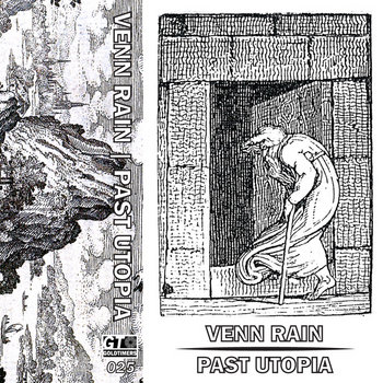 Venn Rain/Past Utopia Split cover art