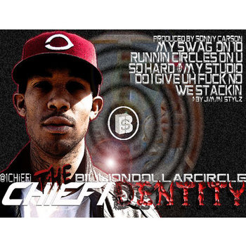 The CHiEFidENTiTY cover art