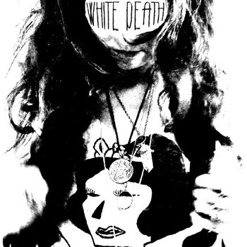 "White Death 7"" cover art"