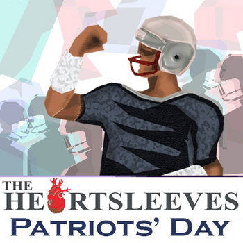Patriots&#39; Day cover art