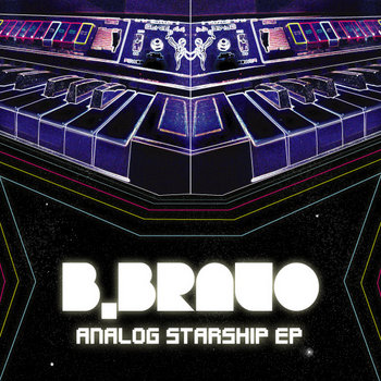 Analog Starship EP cover art