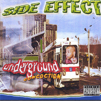 Underground Concoction cover art