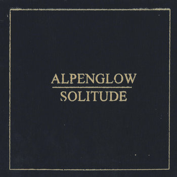 Solitude EP cover art