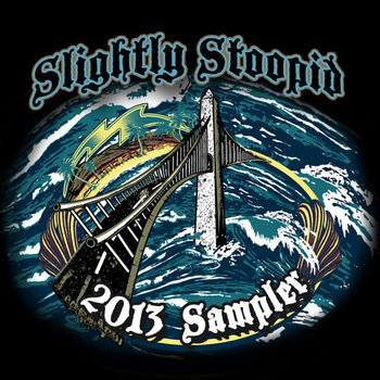 2013 Sampler cover art
