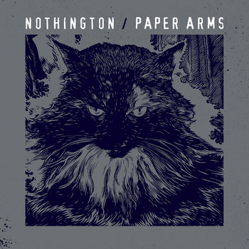 "Split 7"" with Paper Arms cover art"