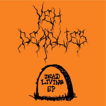 The Dead Living EP cover art
