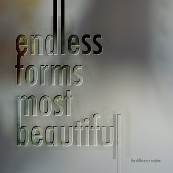 Endless Forms Most Beautiful cover art