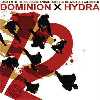 Twelve ft. Dominion & Hydra cover art