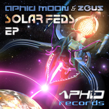 Solar Feds EP cover art