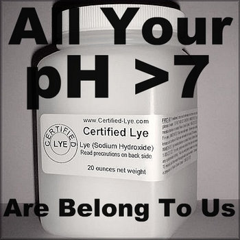 All Your pH >7 Are Belong To Us cover art