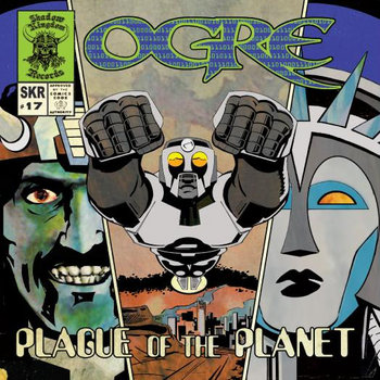 Plague of the Planet cover art