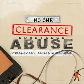 CLEARANCE EP (Substance Abuse) cover art