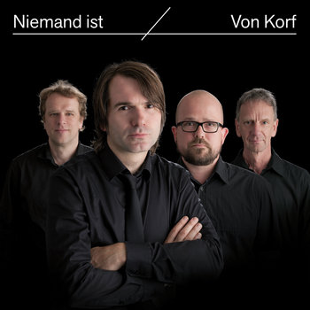 Niemand ist cover art