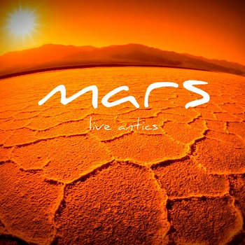 Mars cover art