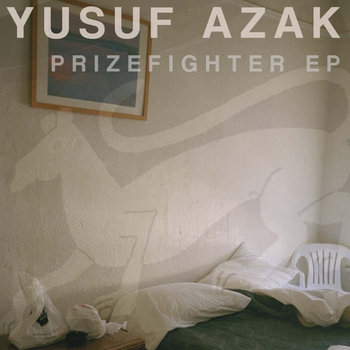 Prizefighter EP cover art