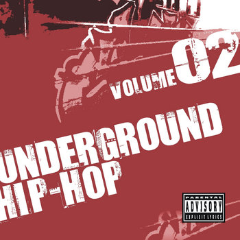 URBNET - Underground Hip-Hop, Vol. 2 cover art