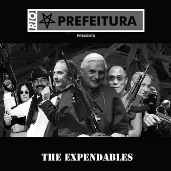 The Expendables cover art