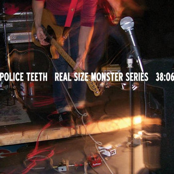 Real Size Monster Series cover art