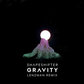 Gravity (Lenzman Remix) cover art
