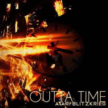 Outta Time Single cover art