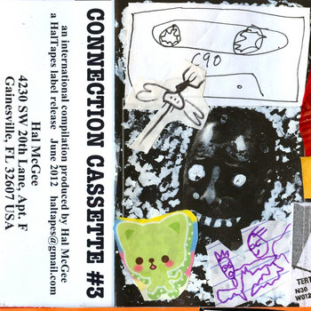 Connection Cassette Compilation #3 cover art