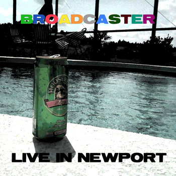 Live in Newport 7/01/2011 cover art